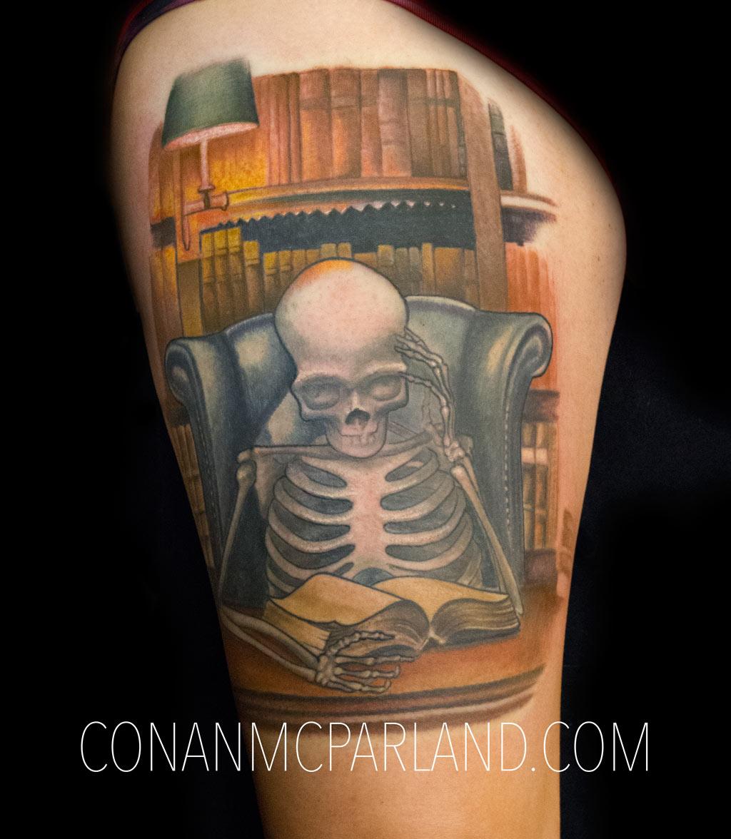 Charlotte nc tattoo artist conan mcparland for Tattoo shops in nc