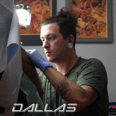 dallas - charlotte tattoo artist