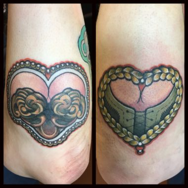 Alex Santaloci-Matching Tattoos-NC