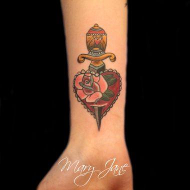 MaryJane-Heart-Dagger2-charlotte-tattoo-artist