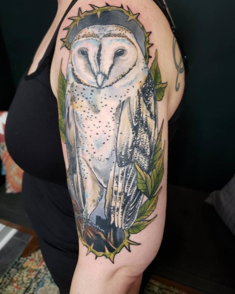 Voted Best Tattoo Shop Charlotte NC | Canvas Tattoo & Art Galler