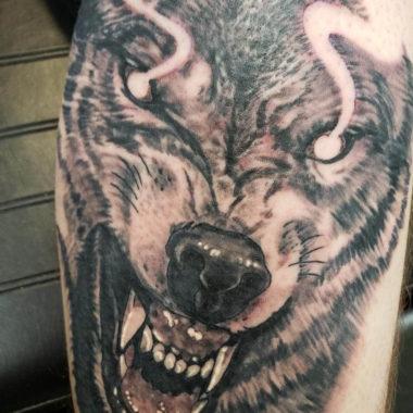 puff smith - tattoo artist charlotte nc