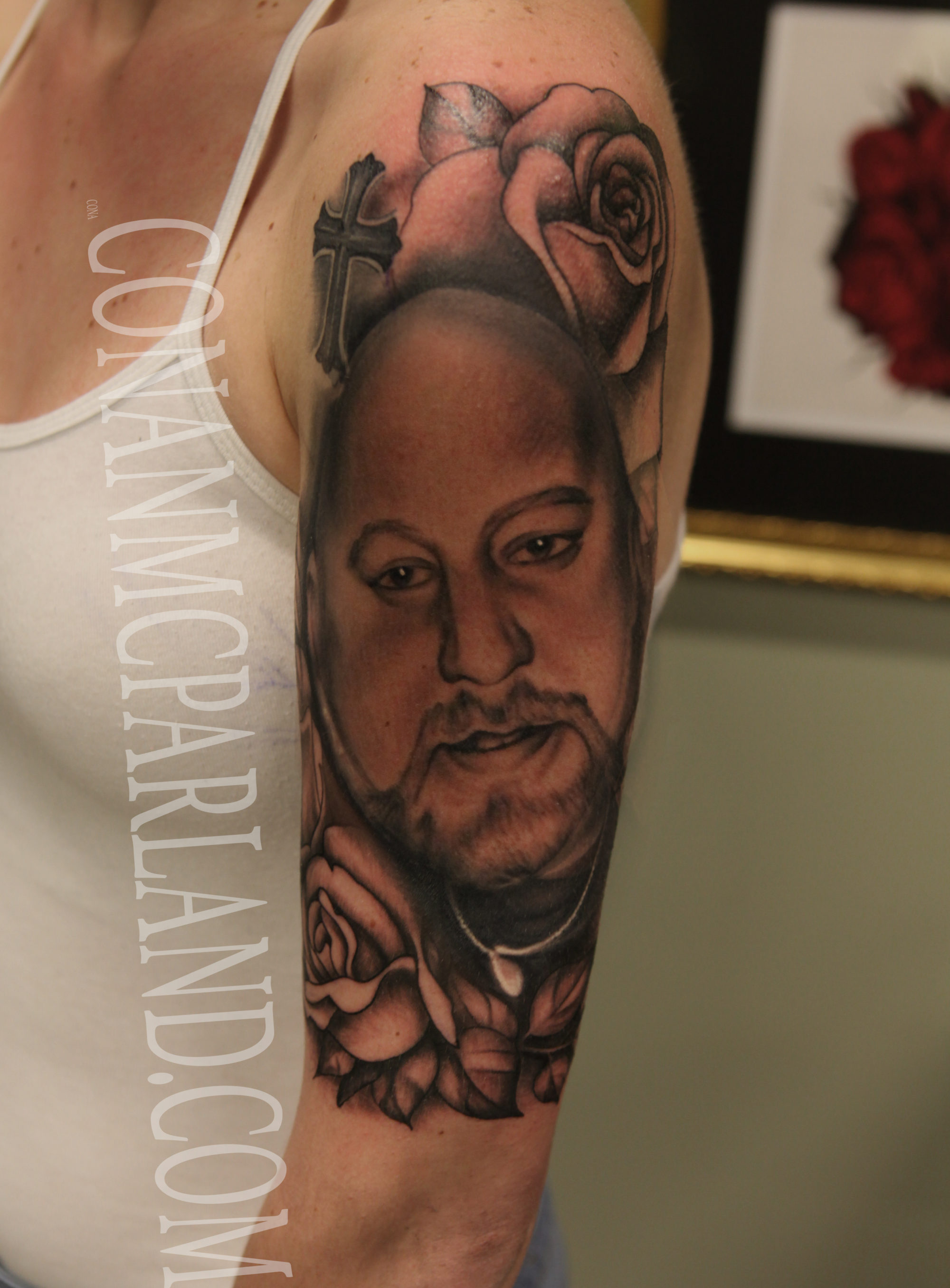 Charlotte nc tattoo artist conan mcparland for Tattoo parlors in charlotte nc