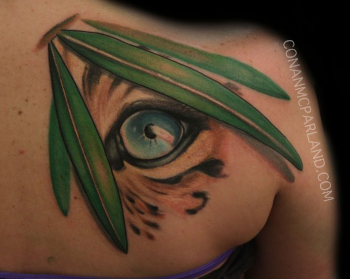Charlotte Tattoo Artist - Conan