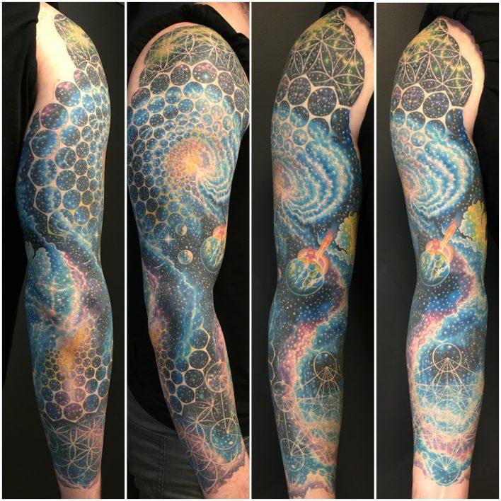 Charlotte, NC Tattoo Artist - Nick Freiderich