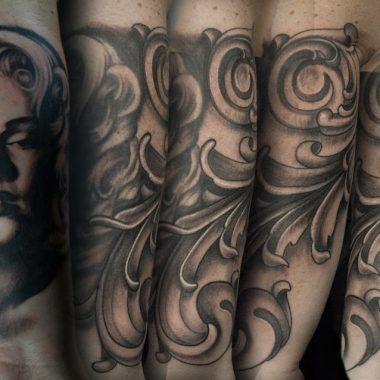 MARILYN MONROE - Charlotte, NC Tattoo Artist - Conan