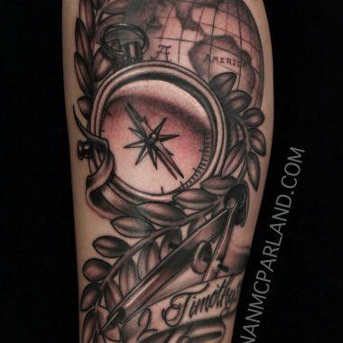 Charlotte, NC Tattoo Artist - Conan