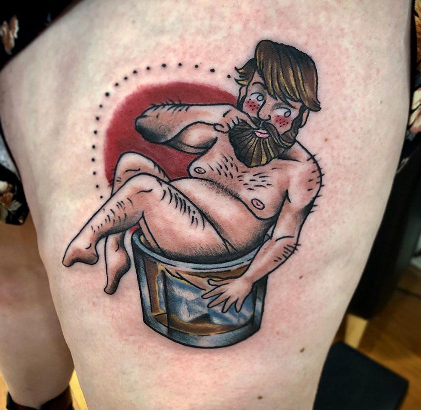 Charlotte, NC Tattoo Artist | Marcus Clark