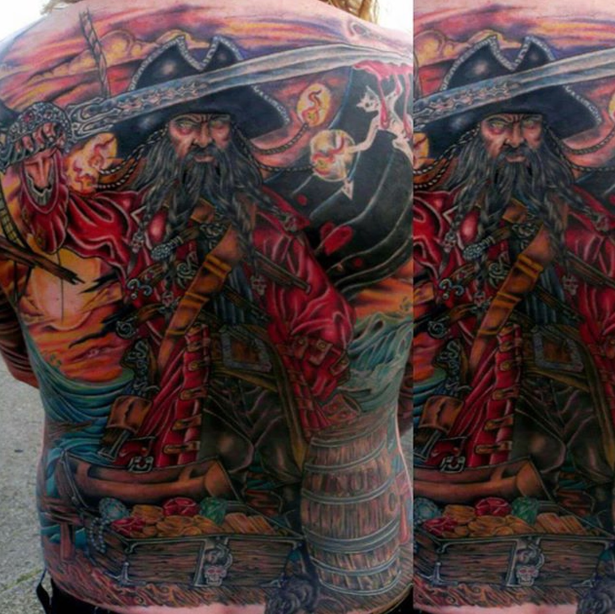 Charlotte nc tattoo artist shade carpenter for Tattoos in charlotte nc