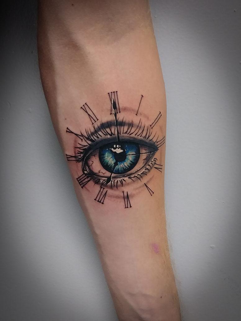 Charlotte, NC Tattoo Artist | Zac Byrd