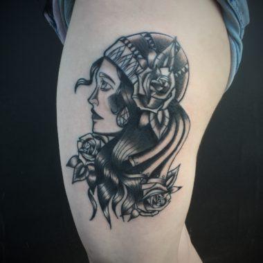 charlotte tattoo shop