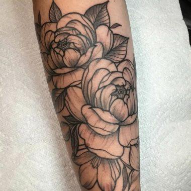 zac byrd - tattoo artist in charlotte