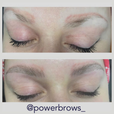 eyebrow specialist charlotte nc