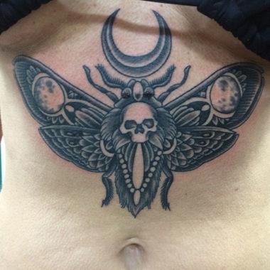 christian dunn - tattoo artist charlotte nc