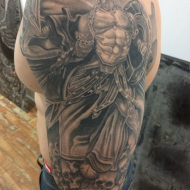 christian dunn - tattoo shop charlotte nc