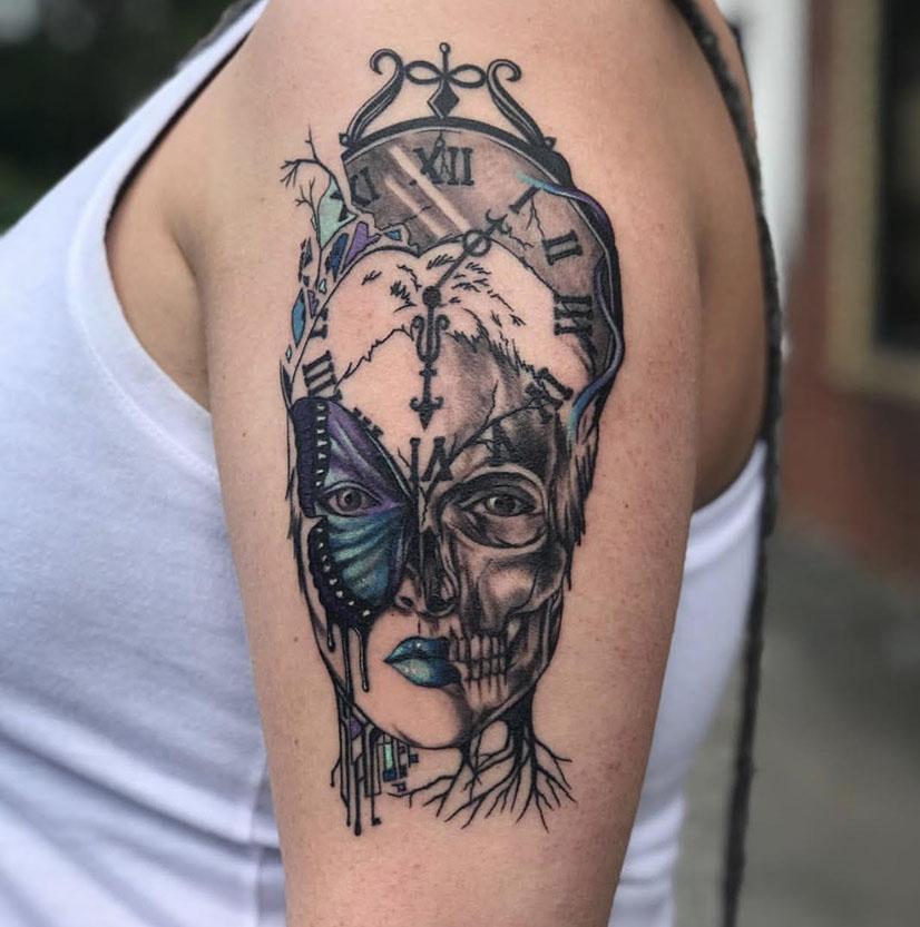 ba384591d Voted Best Tattoo Shop Charlotte NC | Canvas Tattoo & Art Galler