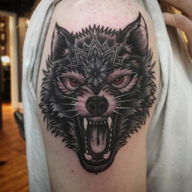 michael barnhill - charlotte tattoo artist