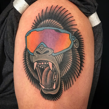 michael barnhill - tattoo parlor charlotte nc