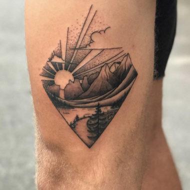 michael barnhill - tattoo parlor charlotte-nc