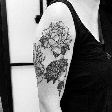 aaron thomas - tattoo artist charlotte nc