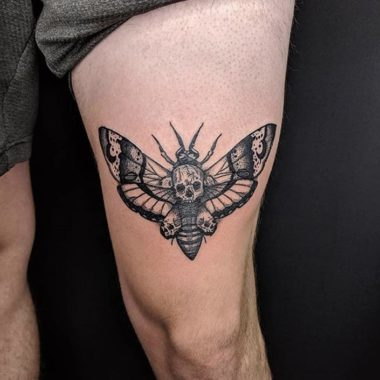 brad yow - best tattoo artist charlotte nc