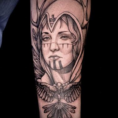 tuckar sward - tattoo parlors charlotte nc