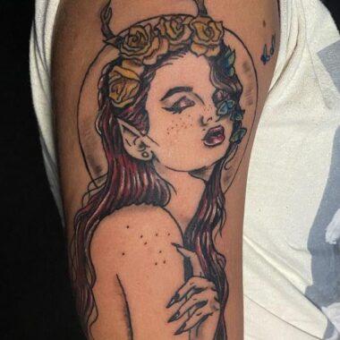 amanda - tattoo artists charlotte nc