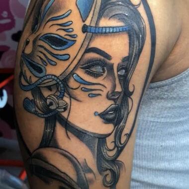 shyne howe - tattoo artist charlotte nc